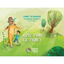 Carnet de branche Voyageurs (carnet de chant inclus!)