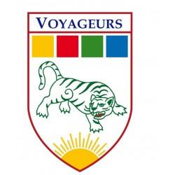 Écusson de branche Voyageur